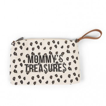 Torbica Mommy Treasures - Canvas Leopard