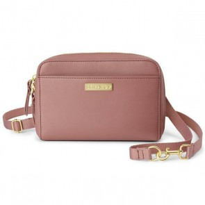 Torbica za okoli pasu Greenwich - Dusty rose
