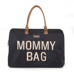 Previjalna torba Mommy Bag - Gold Childhome