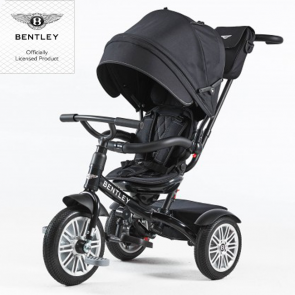 Bentley Trike Tricikel 6 v 1 - onyx black