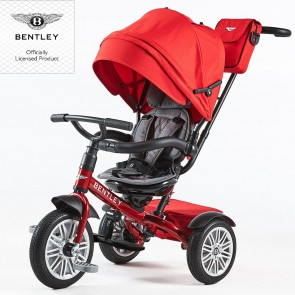 Bentley Trike Tricikel 6 v 1 - dragon red