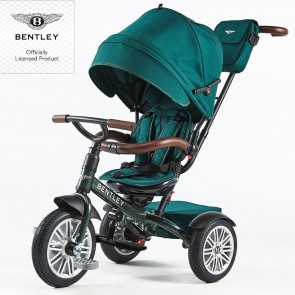 Bentley Trike Tricikel 6 v 1 - Spruce Green
