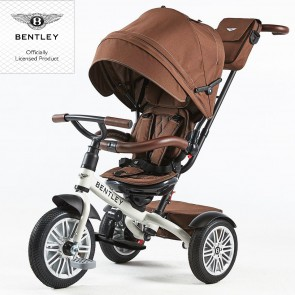 Bentley Trike Tricikel 6 v 1 - Satin white