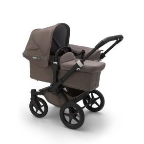 Bugaboo Donkey 3 Mineral mono BLACK/TAUPE
