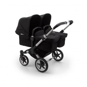 Bugaboo Donkey 3 Twin ALU/ALL BLACK